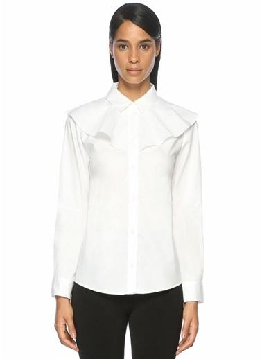 Sjyp Gömlek Beyaz